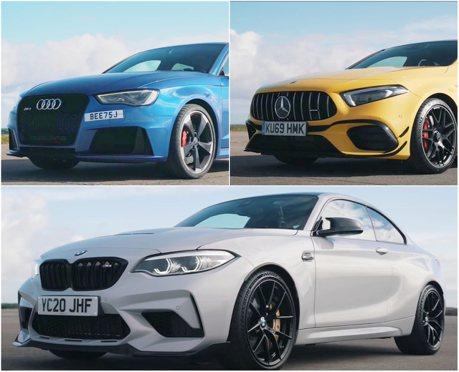 影/汽油Fun Cars之戰!BMW M2 CS vs. 超級鋼砲