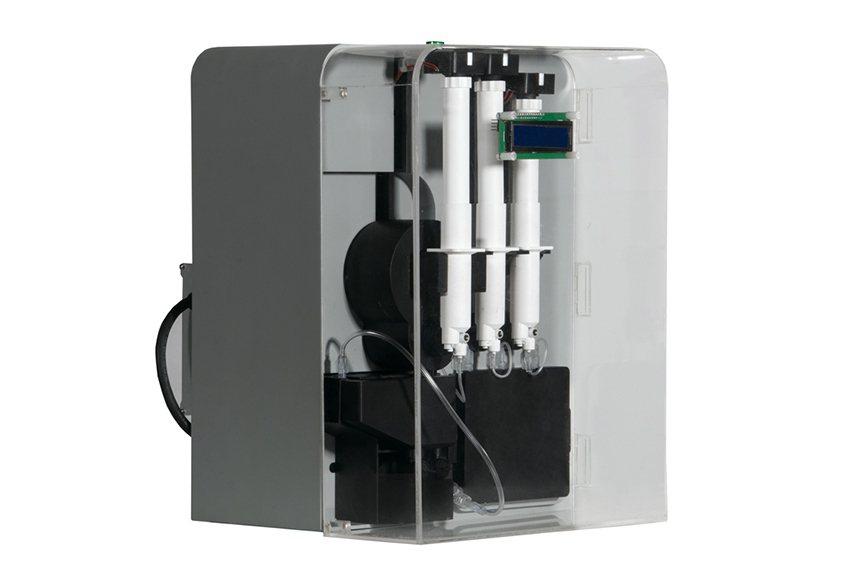 NT carry+仿生微載體自動裝載設備。 發覺科技/提供