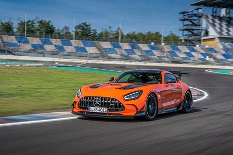 美規Mercedes-AMG GT Black Series售價幾乎是標準款的2倍!
