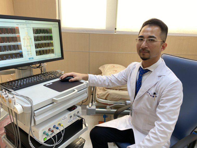大千綜合醫院心臟血管外科主任楊智鈞提醒,下肢周邊血管疾病的高風險族群一定要定期接...