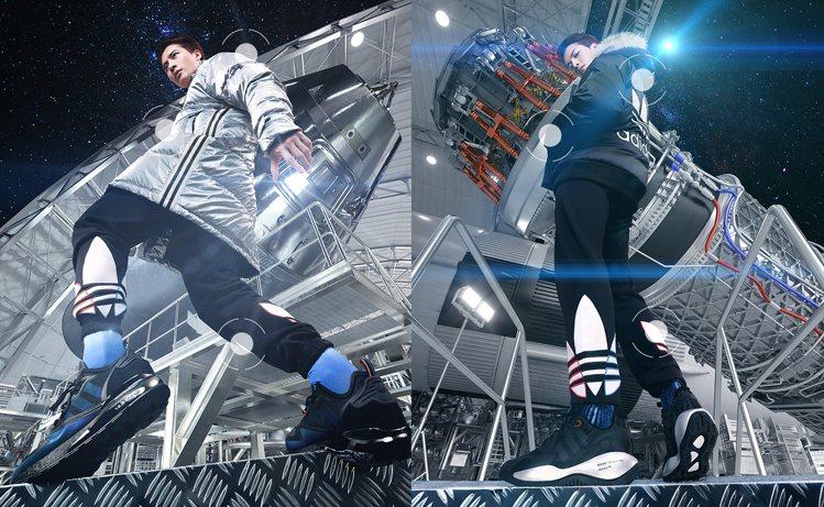 代言人王嘉爾搶先演繹adidas和旗下adidas Originals打造的Sp...