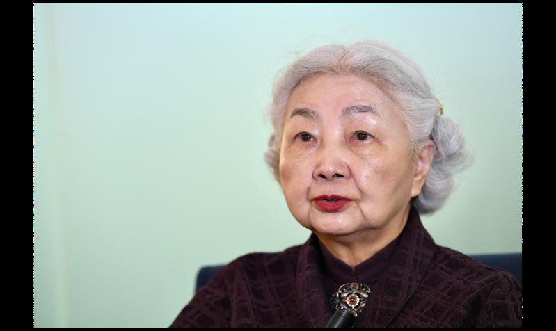 香港前律政司長、前基本法委員會副主任梁愛詩。中新社