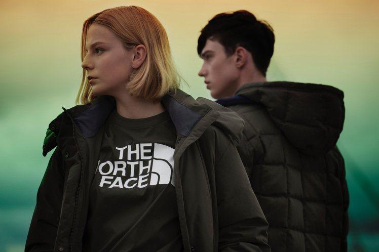 The North Face Urban Exploration繼續從探險登山中...