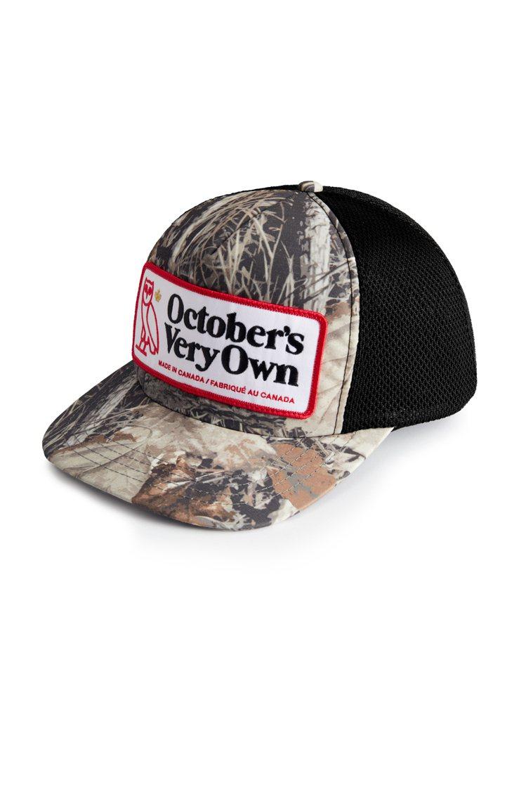 Canada Goose Trucker網帽5,200元。圖/Canda Goo...