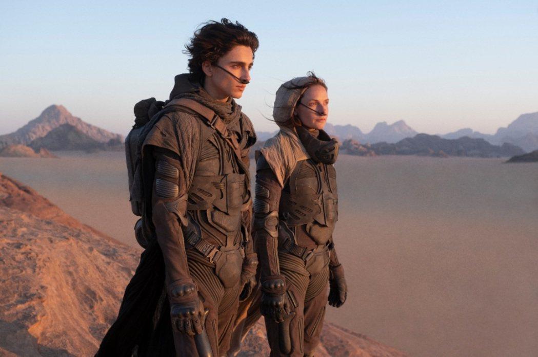 「沙丘」也會在美國戲院與HBO Max同一天推出。圖/摘自imdb