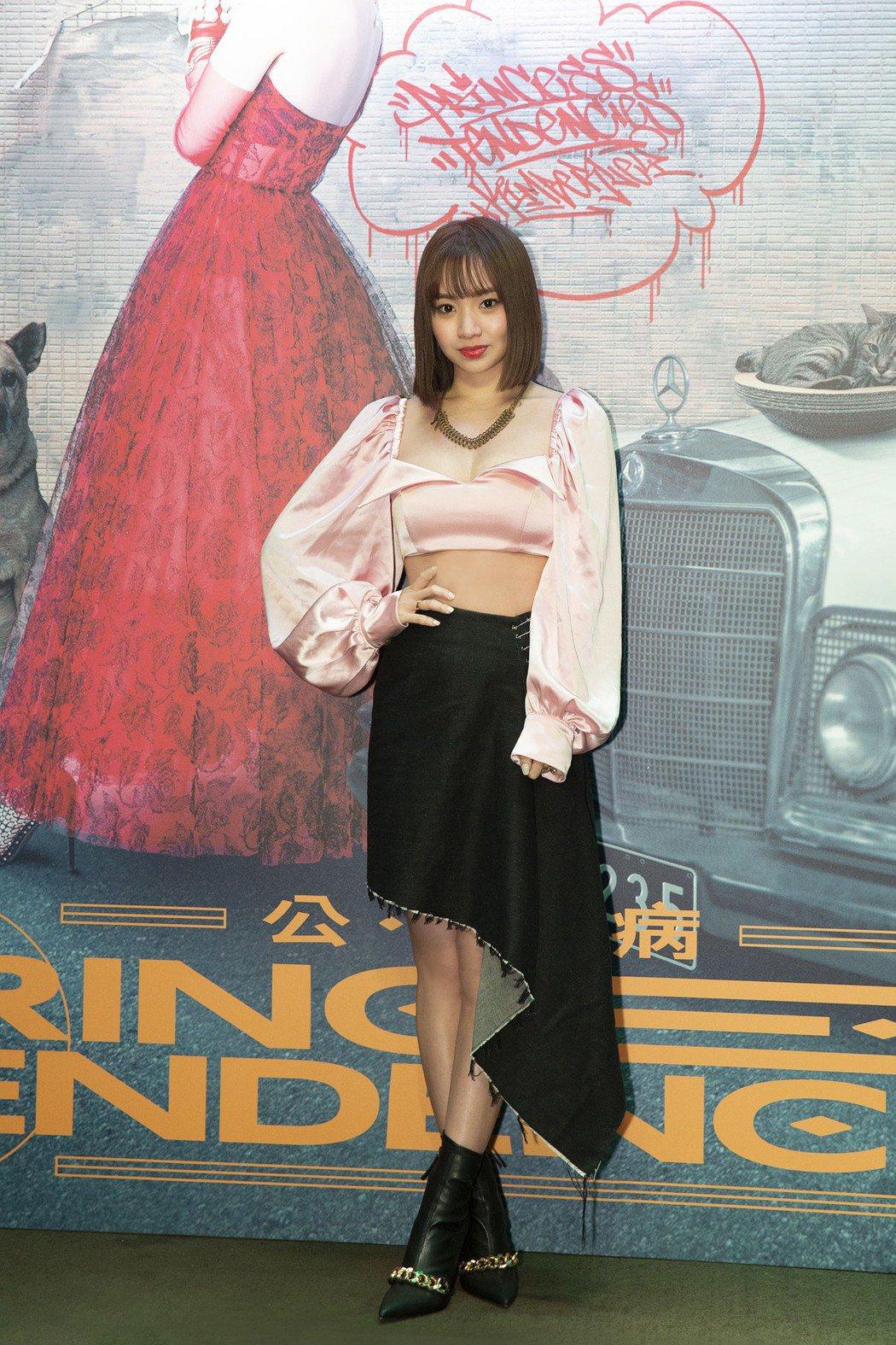陳芳語推出收錄31首歌曲的新作「公主病」。圖/華風數位提供