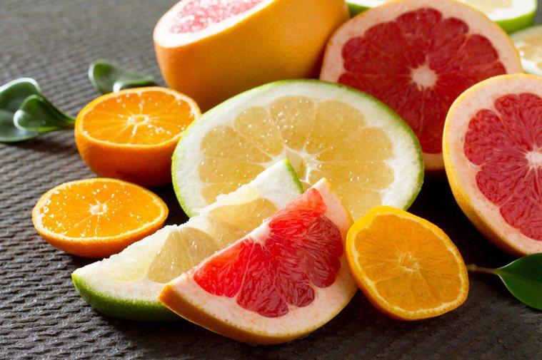 柑橘類 圖/123RF