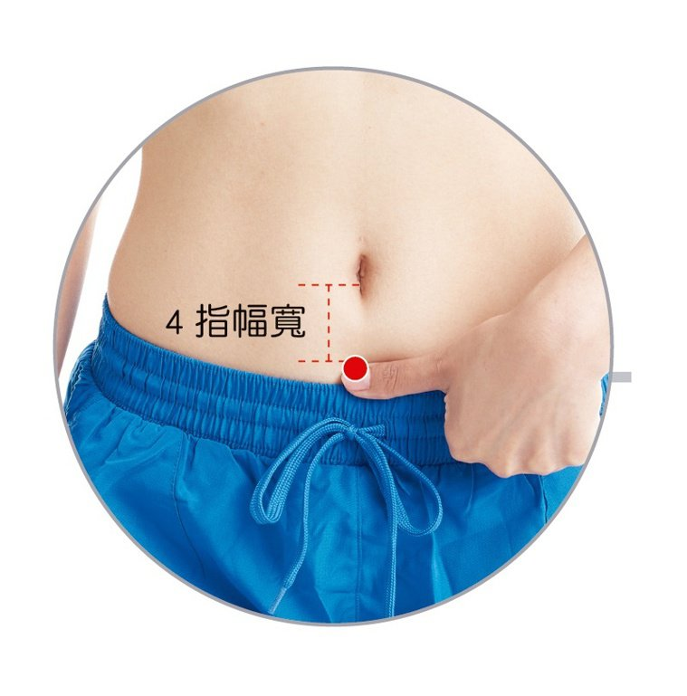 關元穴穴位:在肚臍直下3寸,約四指幅寬處。功效:關元穴可收斂、閉藏元神之...