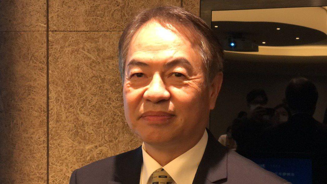 金寶總經理陳威昌。記者蕭君暉/攝影