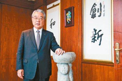 金仁寶集團董事長許勝雄。(本報系資料庫)