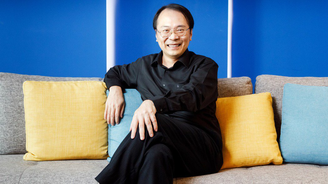 Appier獨立董事、Google台灣前董事總經理簡立峰。記者陳軍杉/攝影