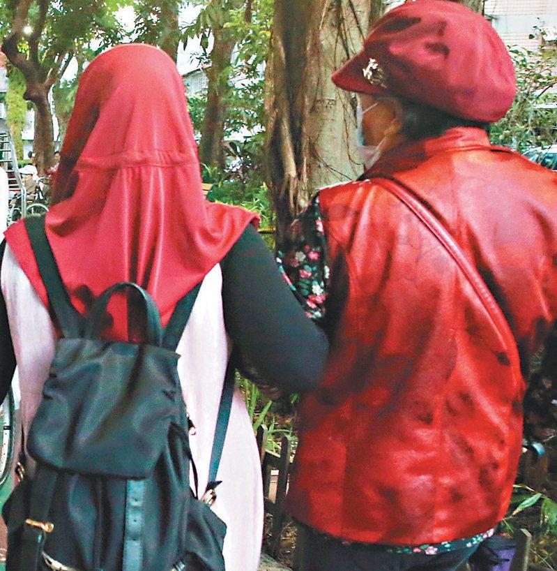 示意圖。12月4日起暫停引進印尼移工入境2周。記者林俊良/攝影