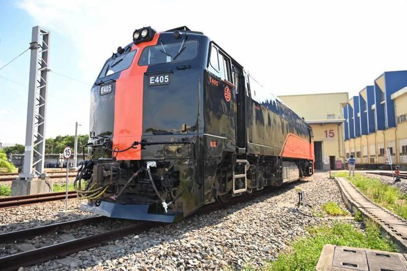 根據台鐵規畫,「鳴日號」觀光列車預計十二月中將開環島試營運。 圖/台鐵提供