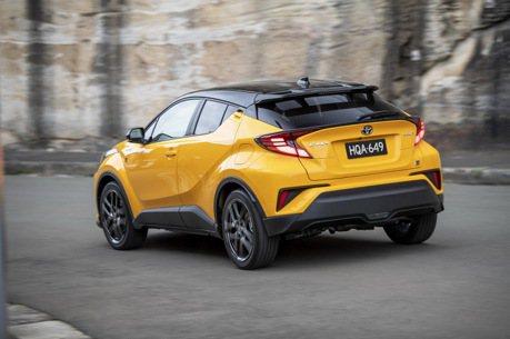 C-HR打頭陣 Toyota GR Sport車款進軍澳洲市場!