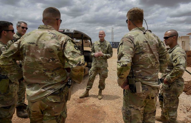 川普下令,將在明年初撤走幾近全數的駐索馬利亞美軍。美聯社