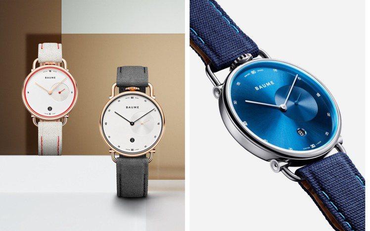 名士表全新「奔」系列腕表,透過六款新設計、兩款海洋概念限定款,散發年輕氣息、設計...