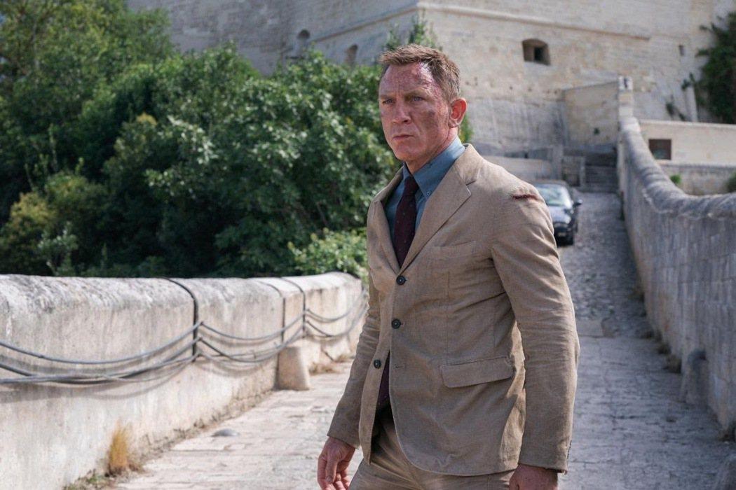 丹尼爾克雷格在「007 生死交戰」最後一次扮演龐德。圖/摘自IMDb