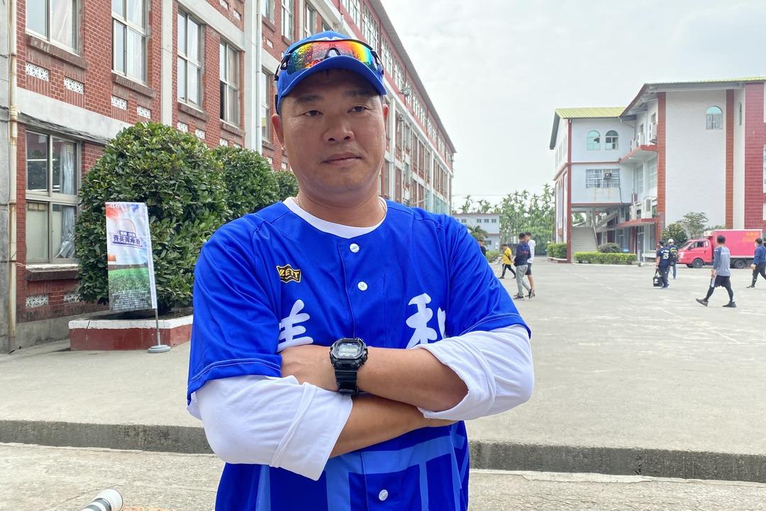 中職/接悍將二軍首席教練 陳瑞振:一軍總仔是老大