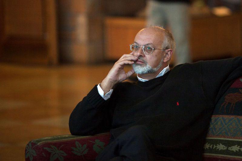 挪威主权财富基金管理人尼可莱森。路透(photo:UDN)