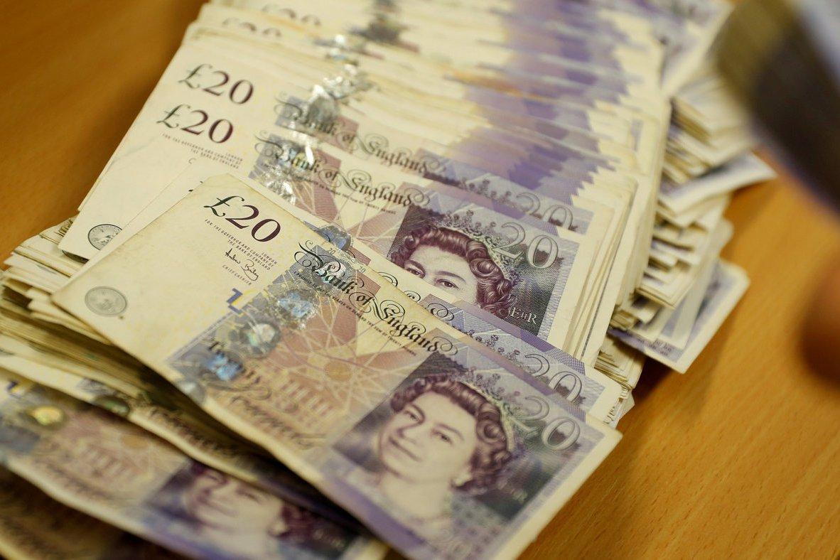 500億英鎊紙鈔人間蒸發 英國議員促央行調查