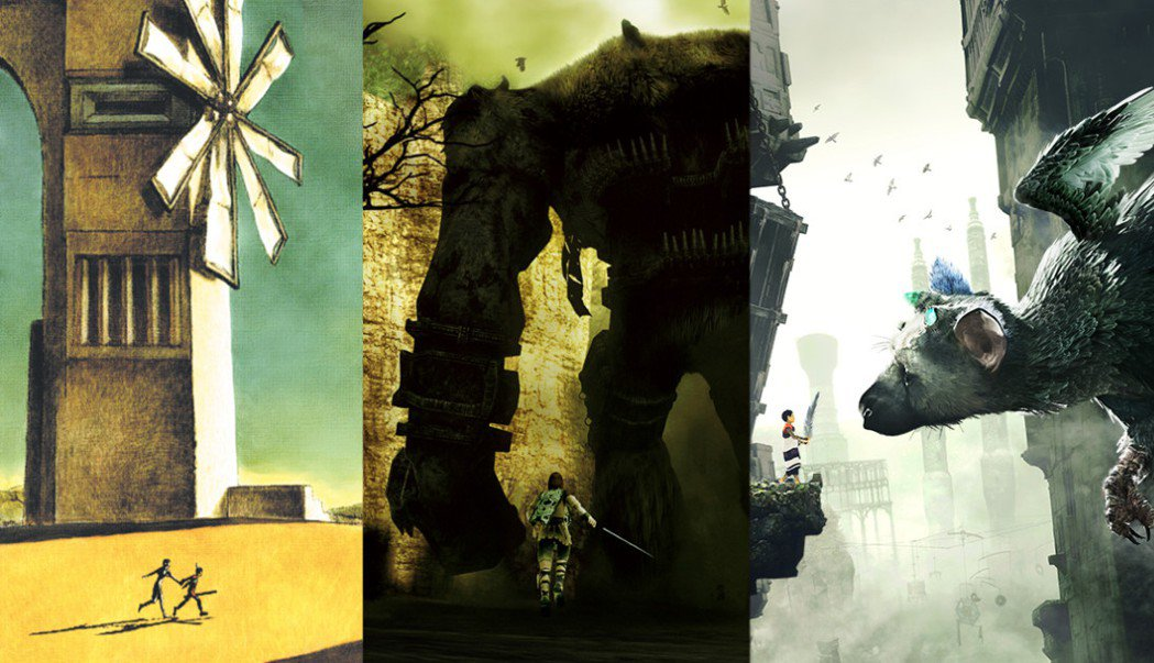 迷霧古城、汪達與巨像、食人巨鷹這三款作品通常都會被大家一起比較與討論,三款遊戲都...