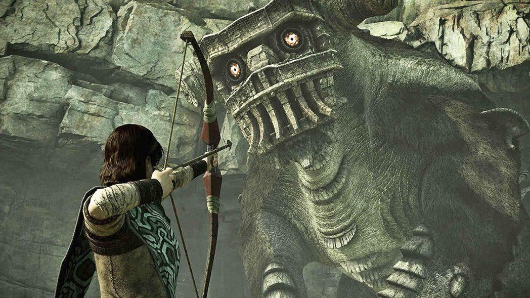 《汪達與巨像》最初在PS2發售,後來在PS3以HD高畫質方式登場,在PS4主機上...
