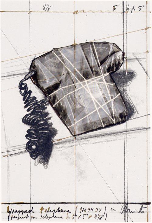 晴山藝術中心將展出傳奇地景藝術大師克里斯多(Christo Javacheff)作品。圖/藝術台北提供