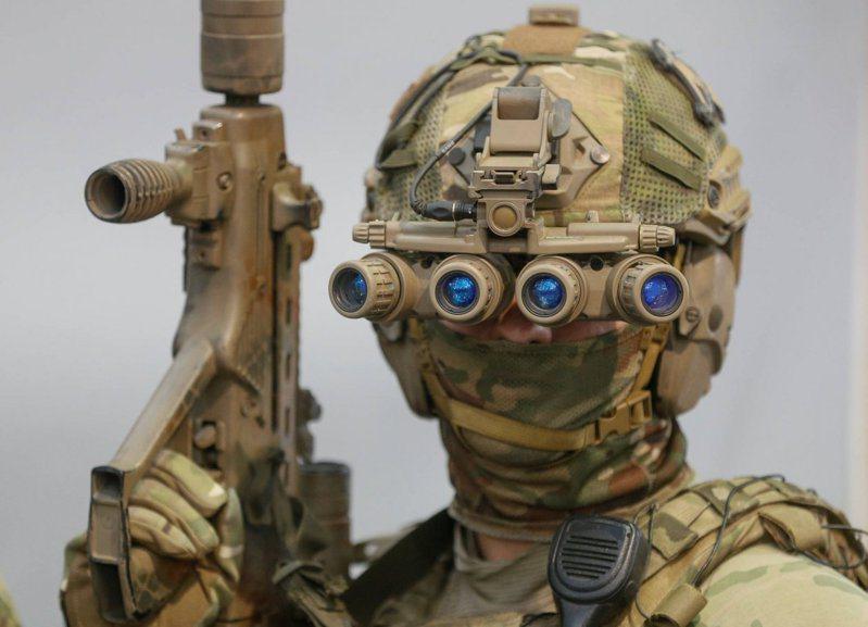 美國特種部隊可分成三個等級,第一級是外界熟知的「三角洲部隊」與「海豹六隊」。圖/取自The National Interest