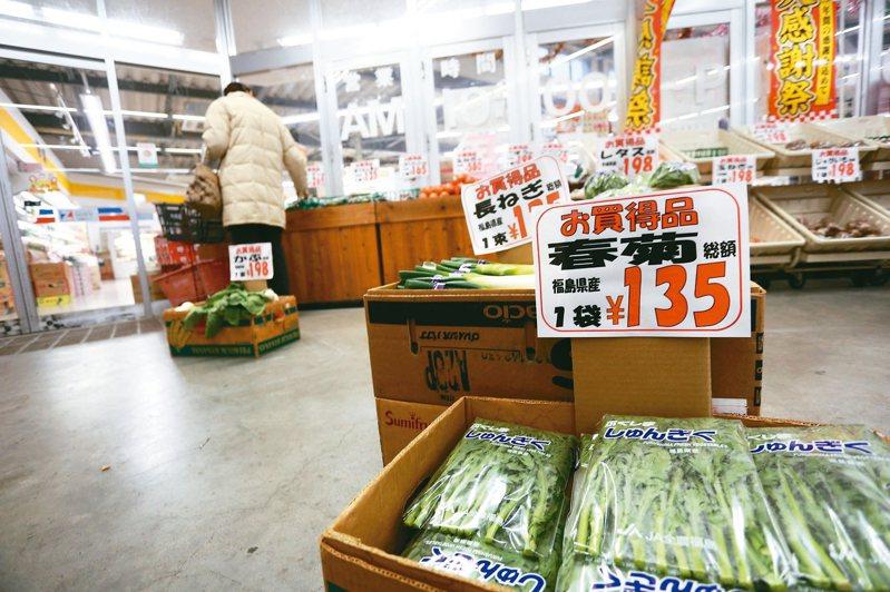 萊豬明年1月就要進口到台灣,最近又開始討論日本核災區食品是否會在明年3月前向台灣叩關。圖/聯合報系資料照片
