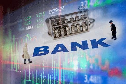 大陸今年3000銀行分行被關 ATM減少7萬台