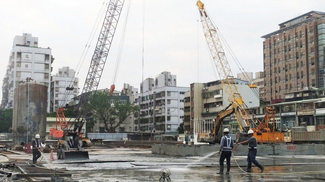 全台前十月住宅開工量創高,六都中以台南成長五成幅度最大。(本報系資料庫)