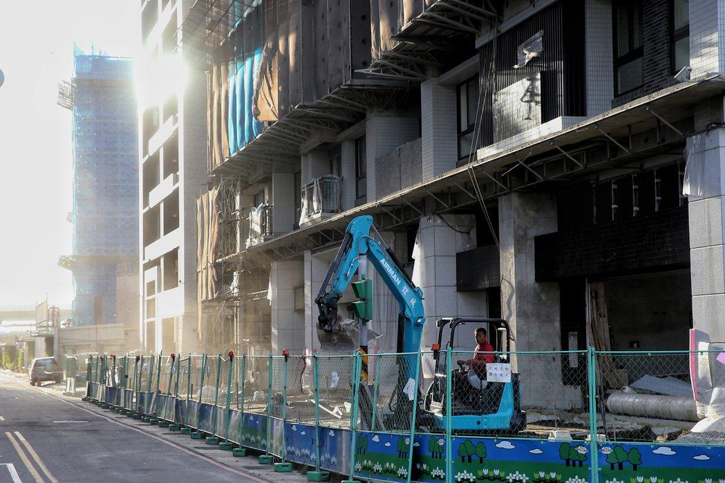 許多人買房會特別在意建商,有品質保證才能住得安心,照片為情境圖。聯合報系資料照片...