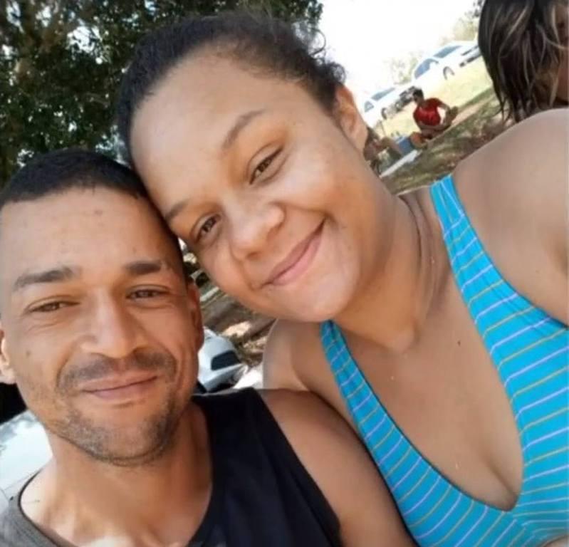 费雷拉生前与妻子卡瓦洛的合照。(网上图片)(photo:UDN)