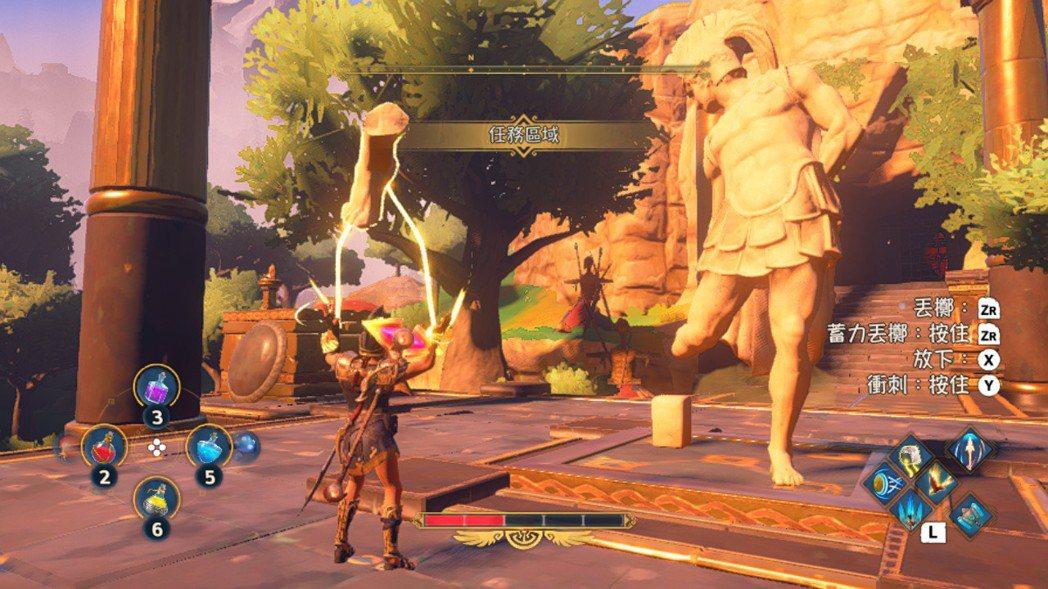 幫「阿基里斯」雕像裝上祂的腳裸