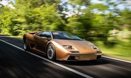擦亮超跑品牌的惡魔!Lamborghini Diablo誕生30周年