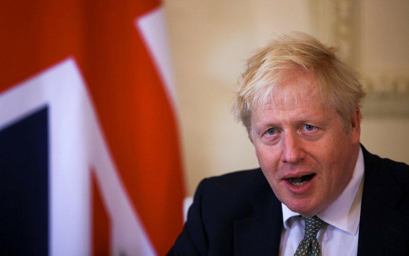 太阳报7日报导称,英相强生准备退出与欧盟的贸易谈判。 路透社(photo:UDN)