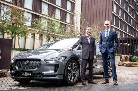 免費一年使用Noodoe全台環島充電網!Jaguar Land Rover積極佈局電動車市場