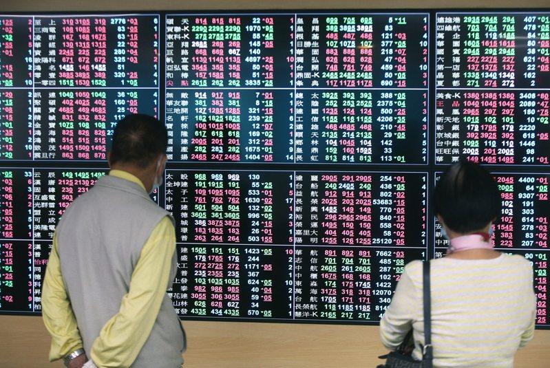 今年股市漸漸走到尾聲,進入最後一個月倒數計時。 記者蘇健忠╱攝影