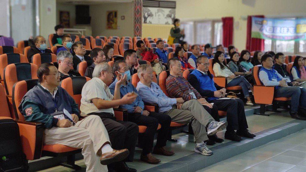 博幼社會福利基金會為來訪的中華三創菁英協會暨三創企業代表進行介紹與分享。中華三創...