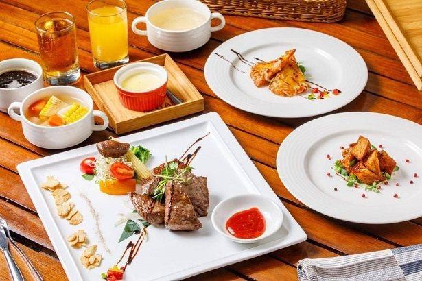 甦耐吉廚房泰式餐點常有台式的創意配味,讓人味蕾驚艷。 蘇耐吉廚房/提供