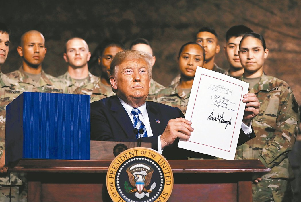 美國聯邦參眾兩院軍事委員會3日就2021年國防授權法案最終版本達成一致。圖為美國...
