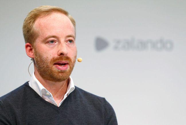 Zalando執行長李特宣布,將在明年5月卸任。(路透)