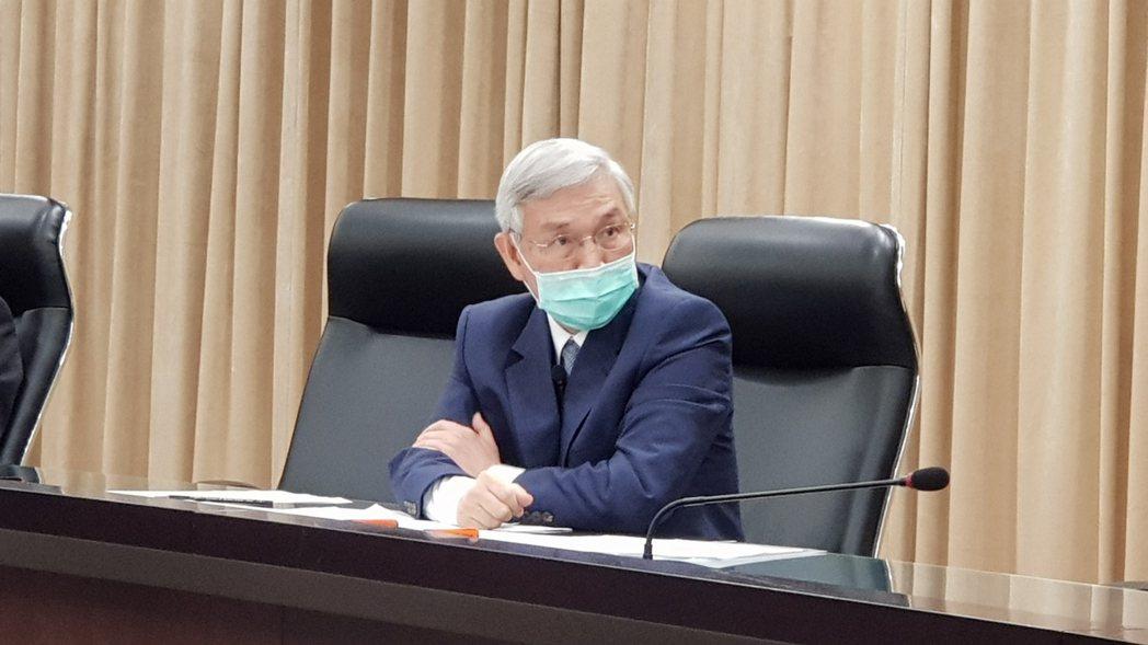央行總裁楊金龍表示,比起十年前,現在應是「溫和」上漲。記者戴瑞瑤/攝影