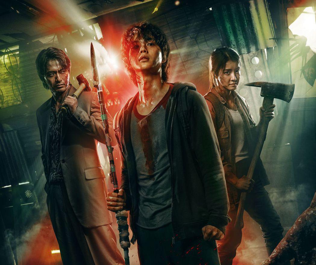 即將推出的新韓劇「Sweet  Home」主打驚悚懸疑與怪物特效。圖/摘自Net...