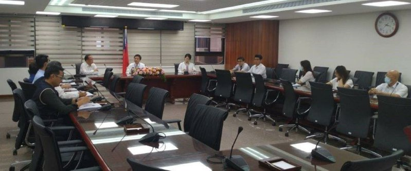 台北市警局與台北地檢署於上月26日開會,就毒品議題從外在社會查緝及內在家庭檢舉面相討論。記者李隆揆/翻攝