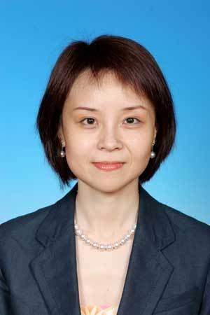 曾是外交部翻譯的朱彤,出掌德意志銀行(中國)有限公司董事長。(取材自財經網)