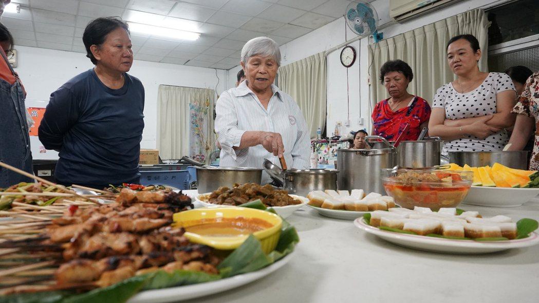 豐田宇宙熱量高峰會,讓居民與移創者透過飲食互動。 圖/豐田移創所提供