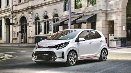 進口小車銷售冠軍KIA Picanto 預售開跑54.9萬起