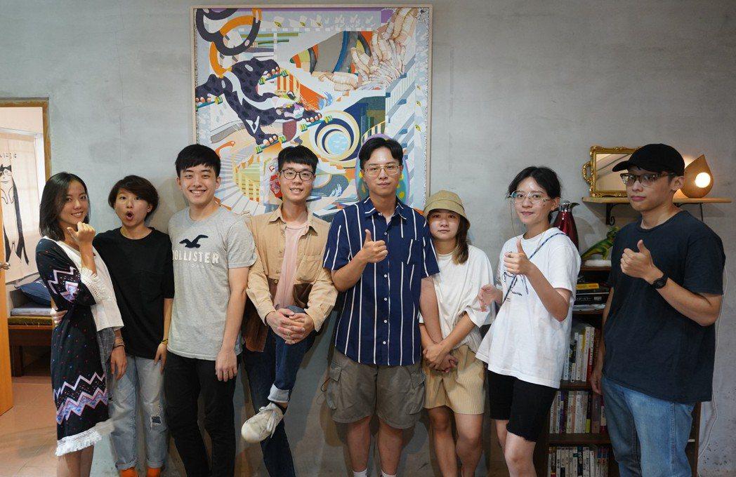 音樂創作者來到農村創作音樂,比起「有值」生活,現代年輕人更在乎「有價」。 圖/豐...
