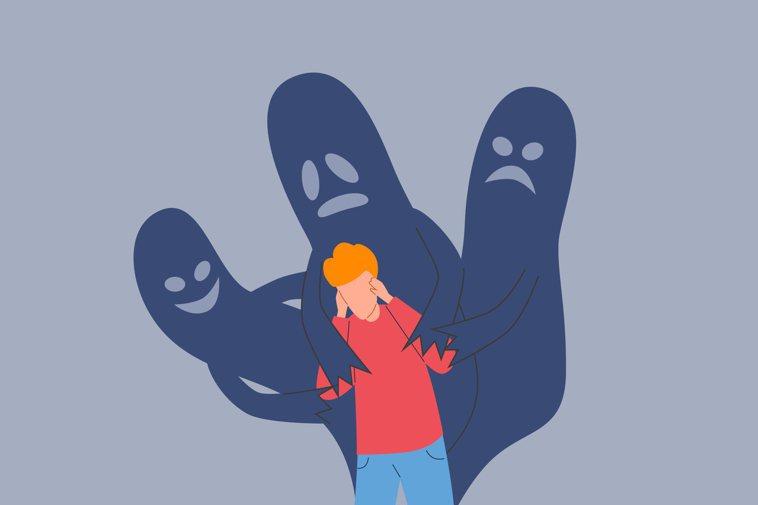 憂鬱症患者並不脆弱,他們比誰都希望好好活下去。圖/ingimage4